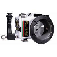 Nimar Underwater Housing for Nikon D3200 DSLR Camera without Lens Port