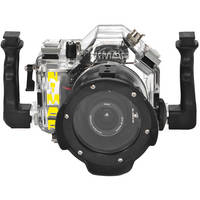 Nimar Underwater Housing for Nikon D5100 DSLR Camera with Lens Port for AF-S DX Nikkor 18-105 mm f/3.5-5.6G ED VR