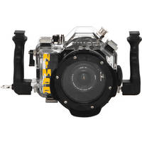 Nimar Underwater Housing for Canon EOS 40D & 50D DSLR Cameras with Lens Port for EF-S 18-55mm 3.5-5.6 IS