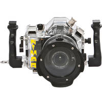 Nimar Underwater Housing for Canon EOS 60D with Lens Port for EF-S 18-85mm 3.5-5.6 IS