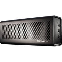 Braven 600 Bluetooth Wireless Speaker (Gray)