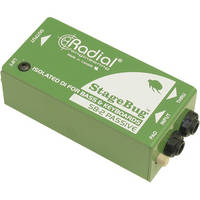 Radial Engineering StageBug SB-2 Passive Direct Box