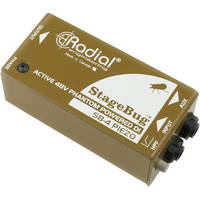 Radial Engineering StageBug SB-4 Piezo DI