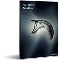 Autodesk Mudbox Commercial Subscription (1 Year)