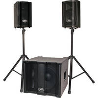 Peavey Triflex II 3-Way 2-channel Sound Reinforcement System