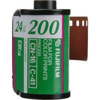 Fujifilm Fujicolor Superia 200 Color Negative Film (35mm Roll Film, 24 Exposures)