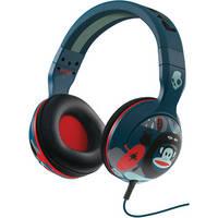 Skullcandy HESH 2.0 Headphones (Paul Frank Navy and Red)