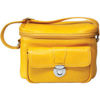 Fujifilm Train Case for Digital Cameras (Mustard Yellow)