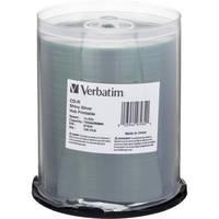 Verbatim CD-R/80 52x Shiny Silver & Hub Printable Recordable