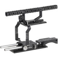 Movcam Cage for Sony PMW-F5/-F55 4K Camcorders