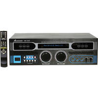Acesonic USA AM-898 600W Advanced Mixing Amplifier