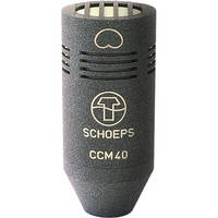 Schoeps CCM 40 LG Compact Cardioid Condenser Microphone