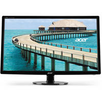 "Acer S241HL bmid Widescreen 24"" LED-Backlit LCD Monitor"