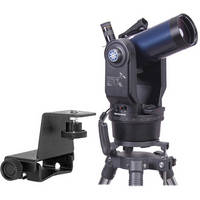 """Meade 3.5"""" ETX-90 UHTC Portable Observatory Telescope Kit with Camera Mount"""