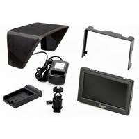 "ikan VL5 5"" HDMI Field Monitor Kit with Nikon EN-EL15 Type Battery Plate"