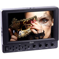 "ikan VK7i 7"" HDMI Monitor with Nikon EN-EL15 Type Battery Plate"