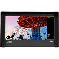 "ikan VH8 8"" Camera Monitor with Nikon EN-EL 15 DV Battery Plate"