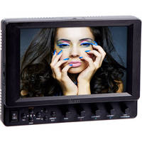 "ikan VX7i 7"" 3G-SDI Camera Monitor with IPS Panel and Nikon EN-EL 15 DV Battery Plate"