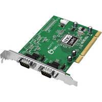 SIIG CyberSerial Dual Serial Port PCI Adapter