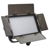 ikan IFB576-S Featherweight Dual Color LED Light with Sony V-Mount Battery Plate