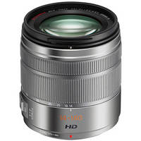 Panasonic LUMIX G VARIO 14-140mm f/3.5-5.6 ASPH. POWER O.I.S. Lens (Silver)