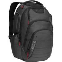 """OGIO Renegade RSS Backpack for 17"""" Laptop (Black Pindot)"""