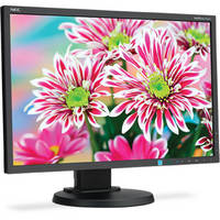 "NEC E223W-BK 22"" Widescreen LED Backlit LCD Monitor"