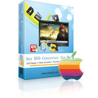 AnvSoft Any DVD Converter Pro for Mac