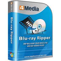 4Media Software Studio Blu-Ray Ripper Software for Windows