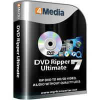 4Media Software Studio DVD Ripper Ultimate Software for Mac