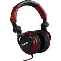Tascam TH-2000 Professional Headphones (Red)