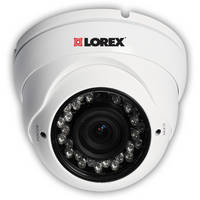 Lorex LDC7082 960H Weatherproof Night-Vision Security Dome Camera (NTSC)