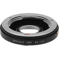 FotodioX Adapter for Minolta MD-Mount Lens to Nikon F-Mount Camera