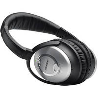 Bose QuietComfort 15 Acoustic Noise Cancelling Headphones (Silver)
