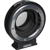 Metabones Nikon G & F Lens to Micro Four Thirds Mount Camera Speed Booster