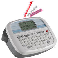 Brother PT-90 Simply Stylish Personal Handheld Label Printer
