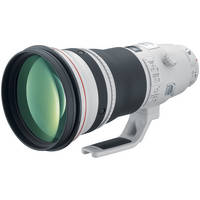 Canon EF 400mm f/2.8L IS II USM Image Stabilizer Super Telephoto Lens