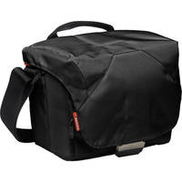 Manfrotto Stile Collection: Bella IV Shoulder Bag (Black)