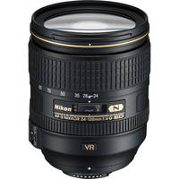 Nikon 24-120mm f/4G ED-IF AF-S NIKKOR VR Lens - Refurbished