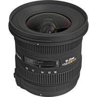 Deals on Sigma 10-20mm f/3.5 EX DC HSM Lens for Nikon F