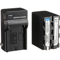 Deals on Core SWX NPF-970, 6600mah L-Series Battery Kit