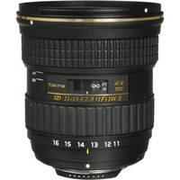 Deals on Tokina AT-X 116 PRO DX-II 11-16mm f/2.8 Lens for Nikon F