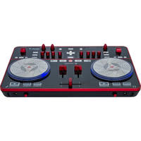Vestax Typhoon DJ MIDI Controller with Soundcard