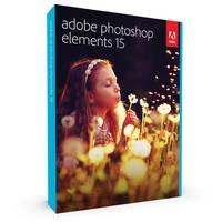Adobe Photoshop Elements 15 Discs for Windows & Mac