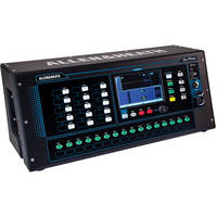 Qu-Pac 16-In/12-Out Compact Mountable Mixer