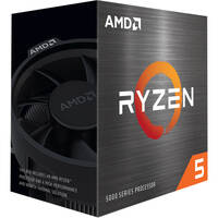 AMD Ryzen 5 5600X 3.7 GHz Six-Core AM4 Processor