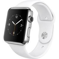 Apple Watch 42mm Stainless Steel Case Smartwatch