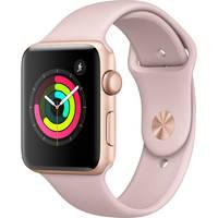 Apple Watch Series 3 42mm GPS Smartwatch (Pink) + $70 Kohls Cash