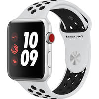 B&HPhotoVideo.com deals on Apple Watch Nike+ Series 3 42mm Smartwatch GPS + Cellular