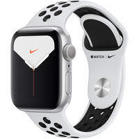Deals on Apple Nike Watch Series 5 40mm GPS + Cellular Smartwatch